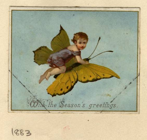 1420032617923972 These 9 Vintage Victorian Christmas Cards Are Just Plain Weird