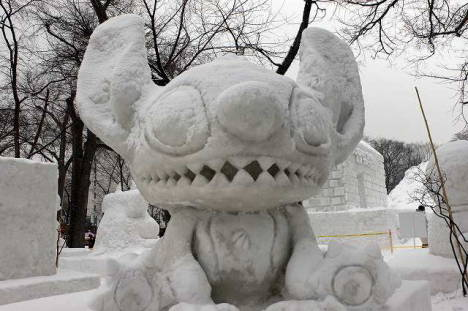 1420032662199886 These 14 Snow Sculptures Give You Something To Look Forward To This Season