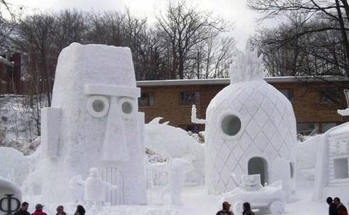 1420032664484938 These 14 Snow Sculptures Give You Something To Look Forward To This Season