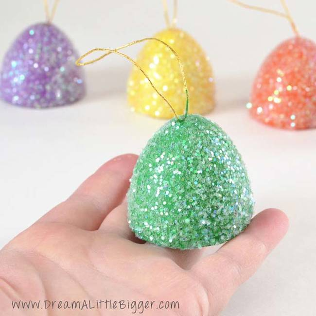 1420034183779849 Making Your Own Christmas Ornaments Can Be A Deliciously Simple Process, Like This