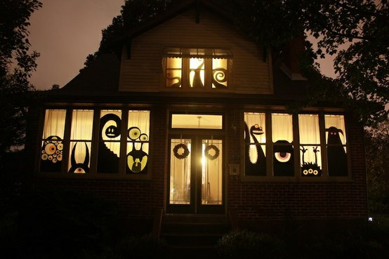 1420350039838005 These Neighborhood Houses Are Doing Halloween Better Than You.