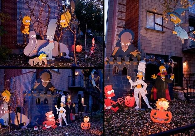 1420350045280254 These Neighborhood Houses Are Doing Halloween Better Than You.