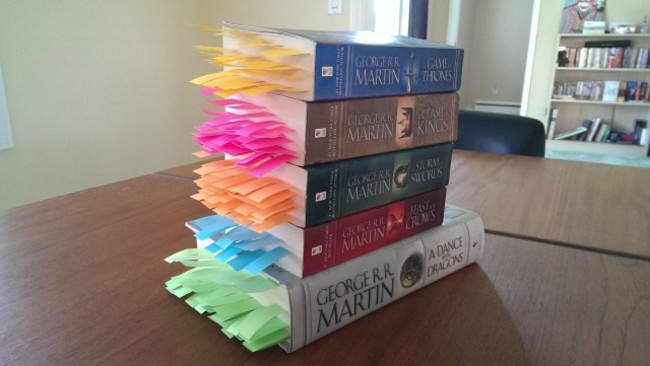 Got2 The 11 Kinds Of Game Of Thrones Fans. Which one are you?